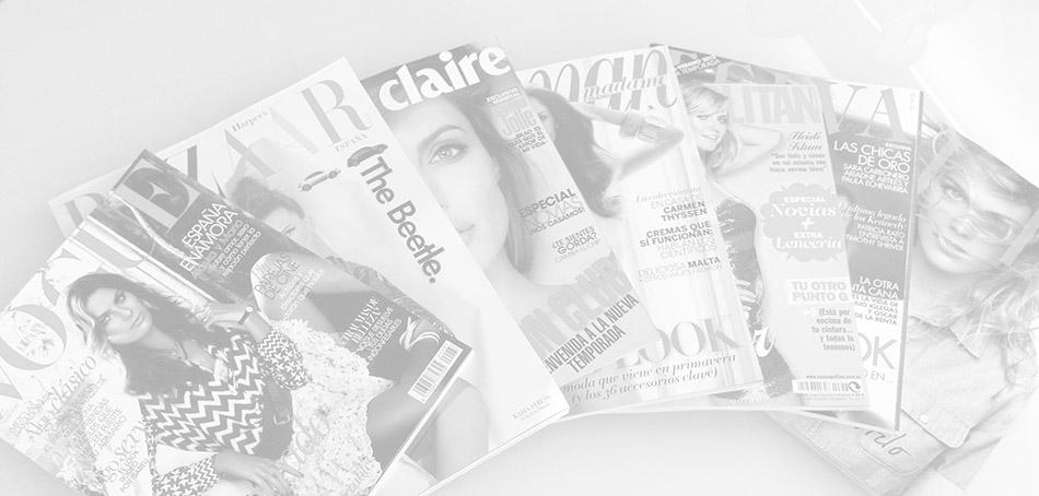 barbara crespo medios de comunicacion prensa revistas moda TV