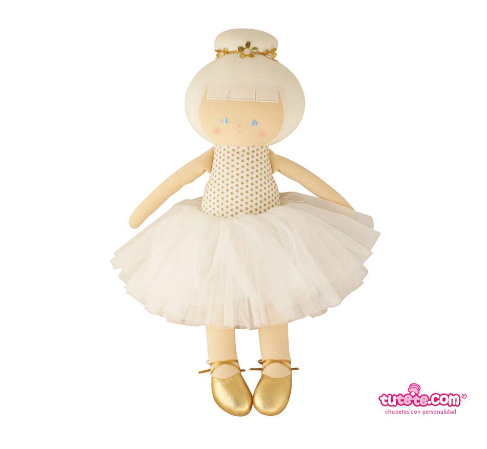 Muñeca bailarina de Tutete