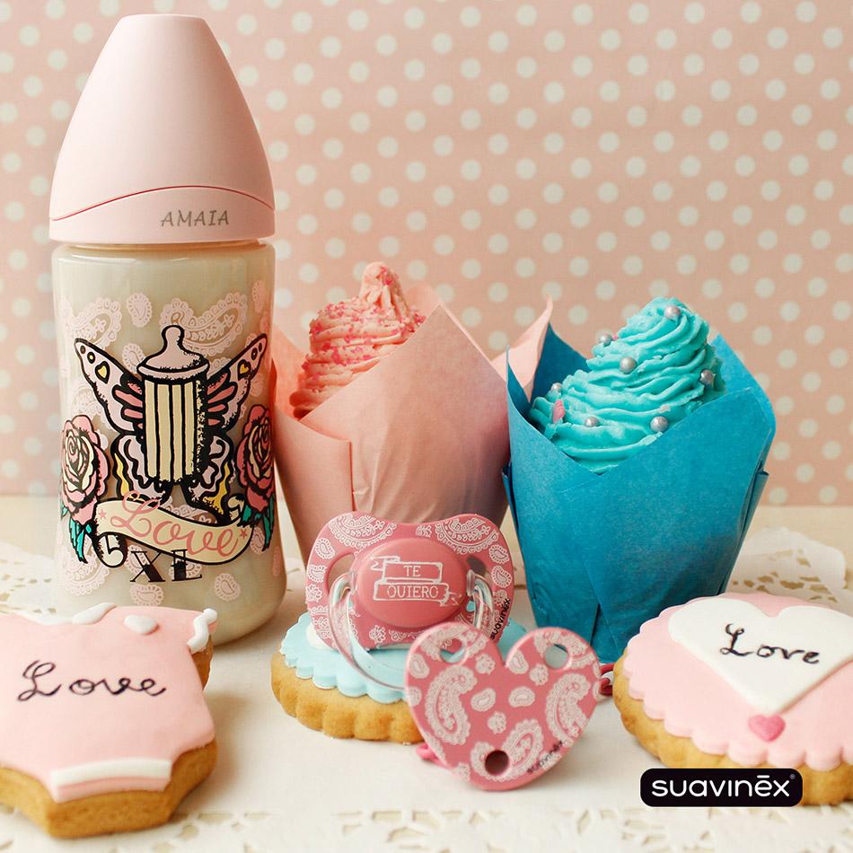 Colección San Valentín de Suavinex