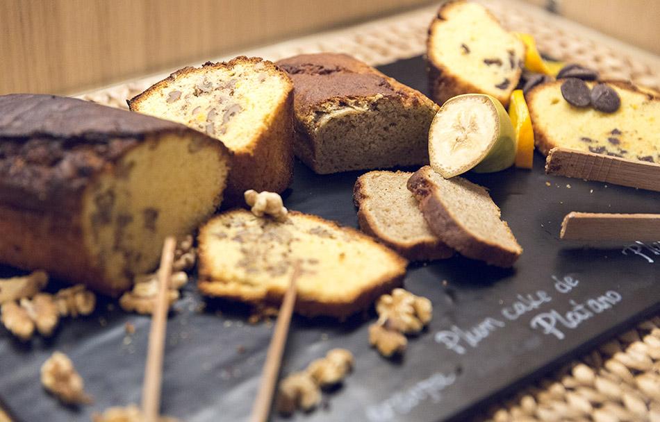 plum cakes Bellini Food and Bar Hotel Vincci Centrum