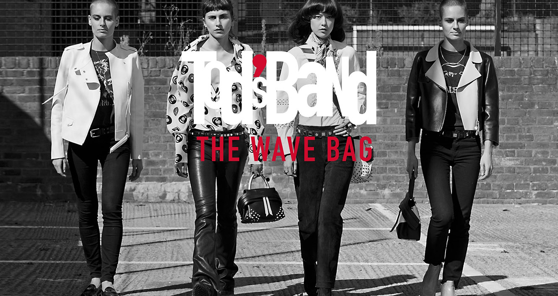 Tod´s verano 2016. wave bag
