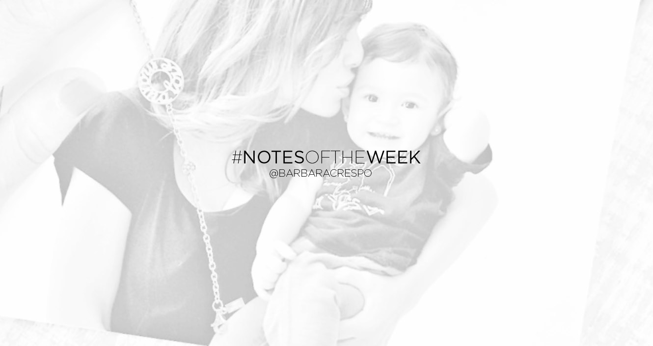☆ NOTES OF THE WEEK ☆ #187-11172-bcrespo