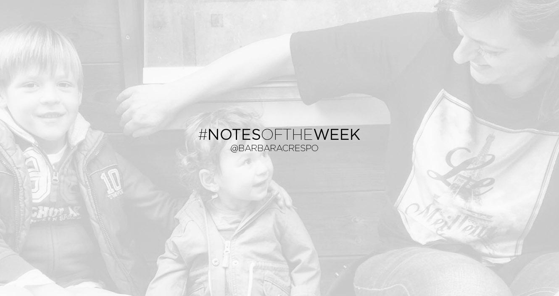 notes of the week instagram twitter facebook social media 00