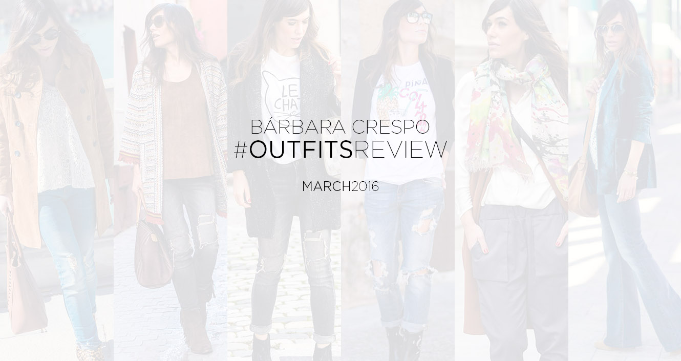 street style march outfits review bárbara crespo 00