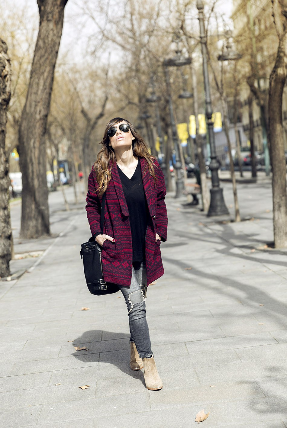 street style march outfits review bárbara crespo 04