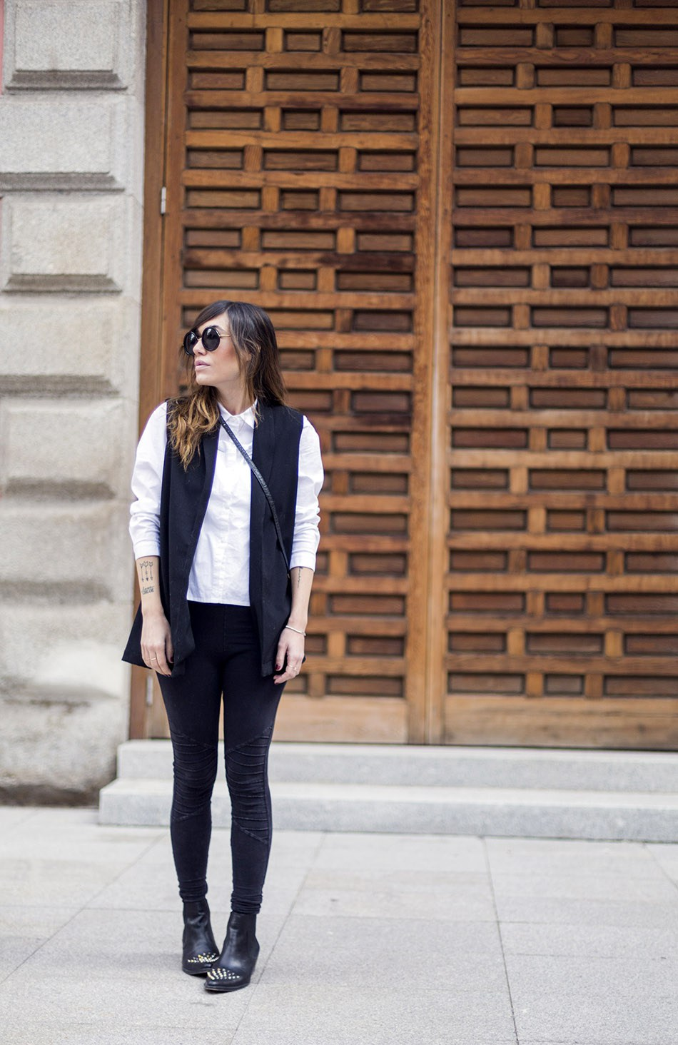 street style march outfits review bárbara crespo 05