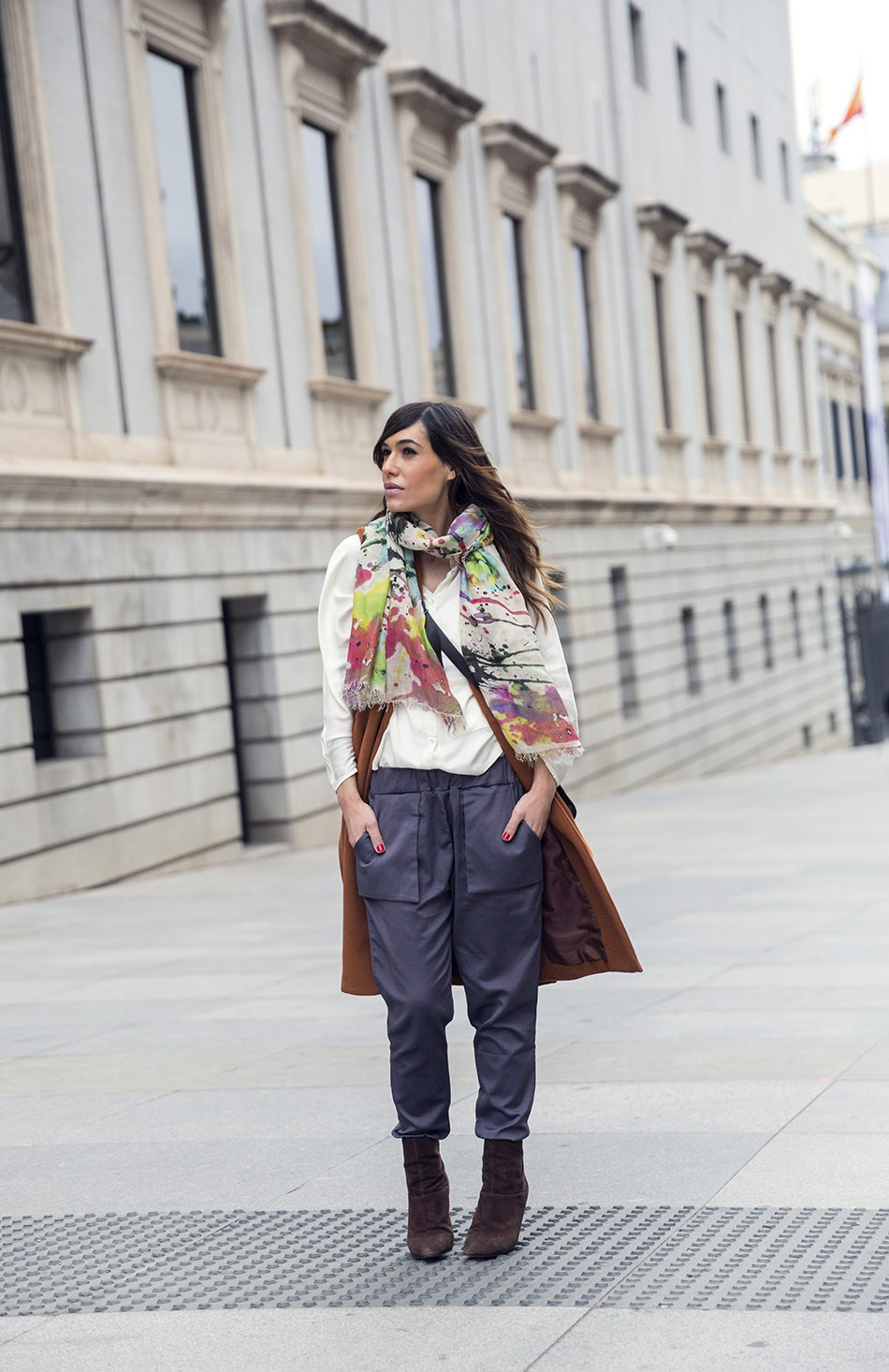 street style march outfits review bárbara crespo 07