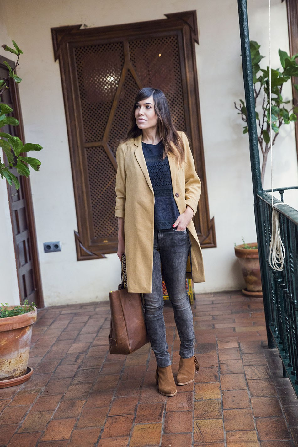 street style march outfits review bárbara crespo 12