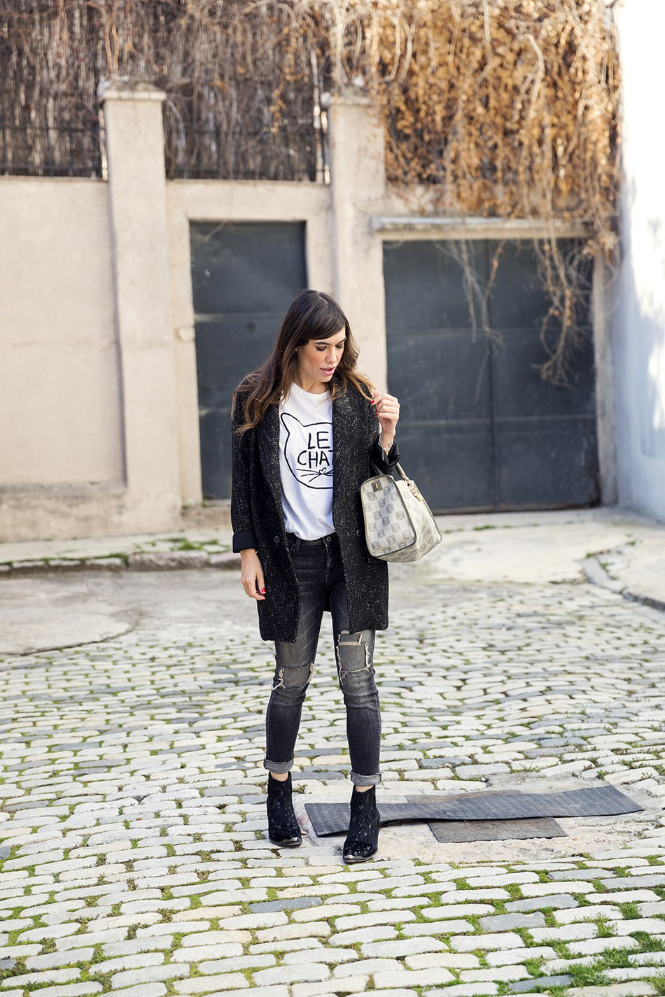 street style march outfits review bárbara crespo 13