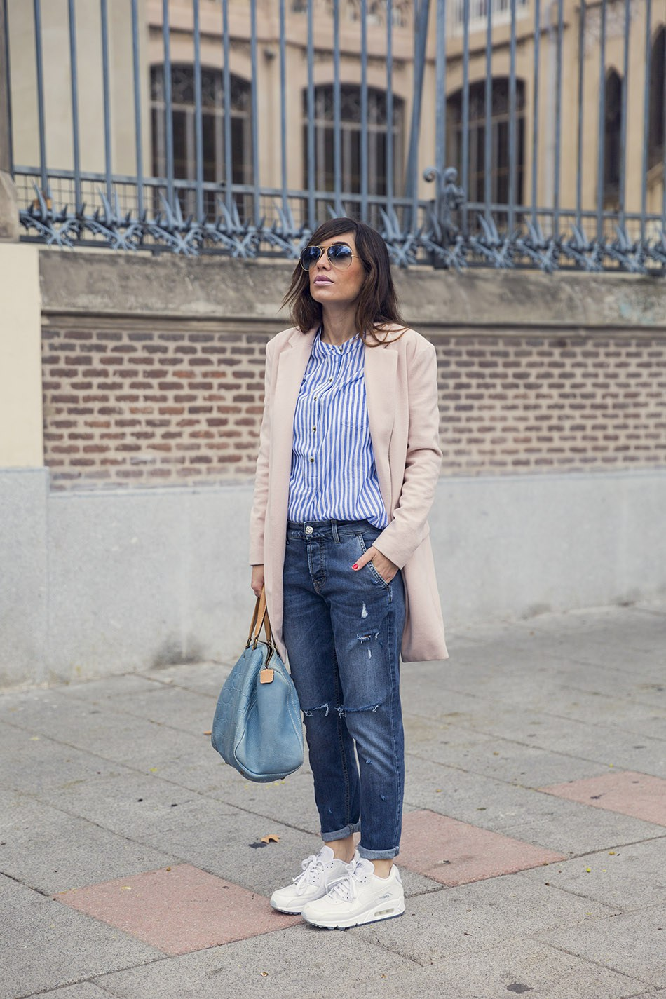 street style march outfits review bárbara crespo 15
