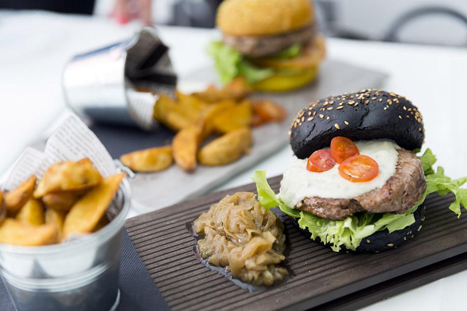 hamburguesa de ternera 100% vincci soma