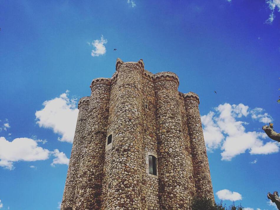 castillo de Morata de tajuña
