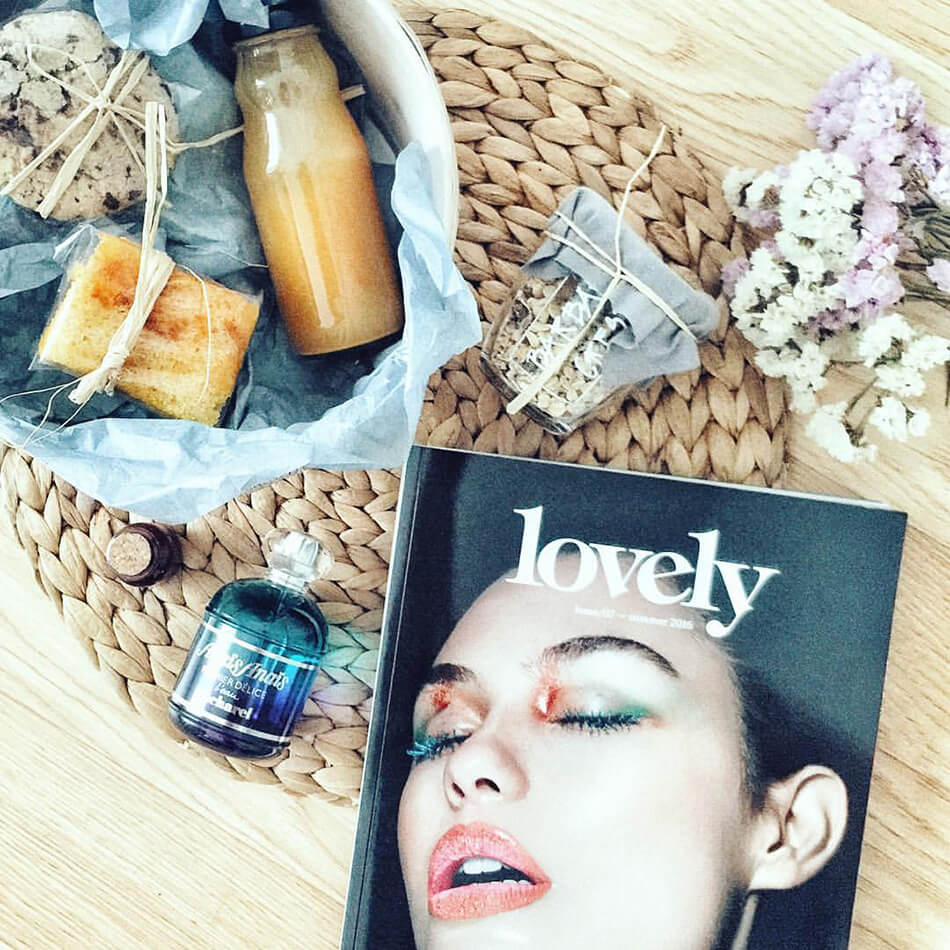 revista de Stylelovely