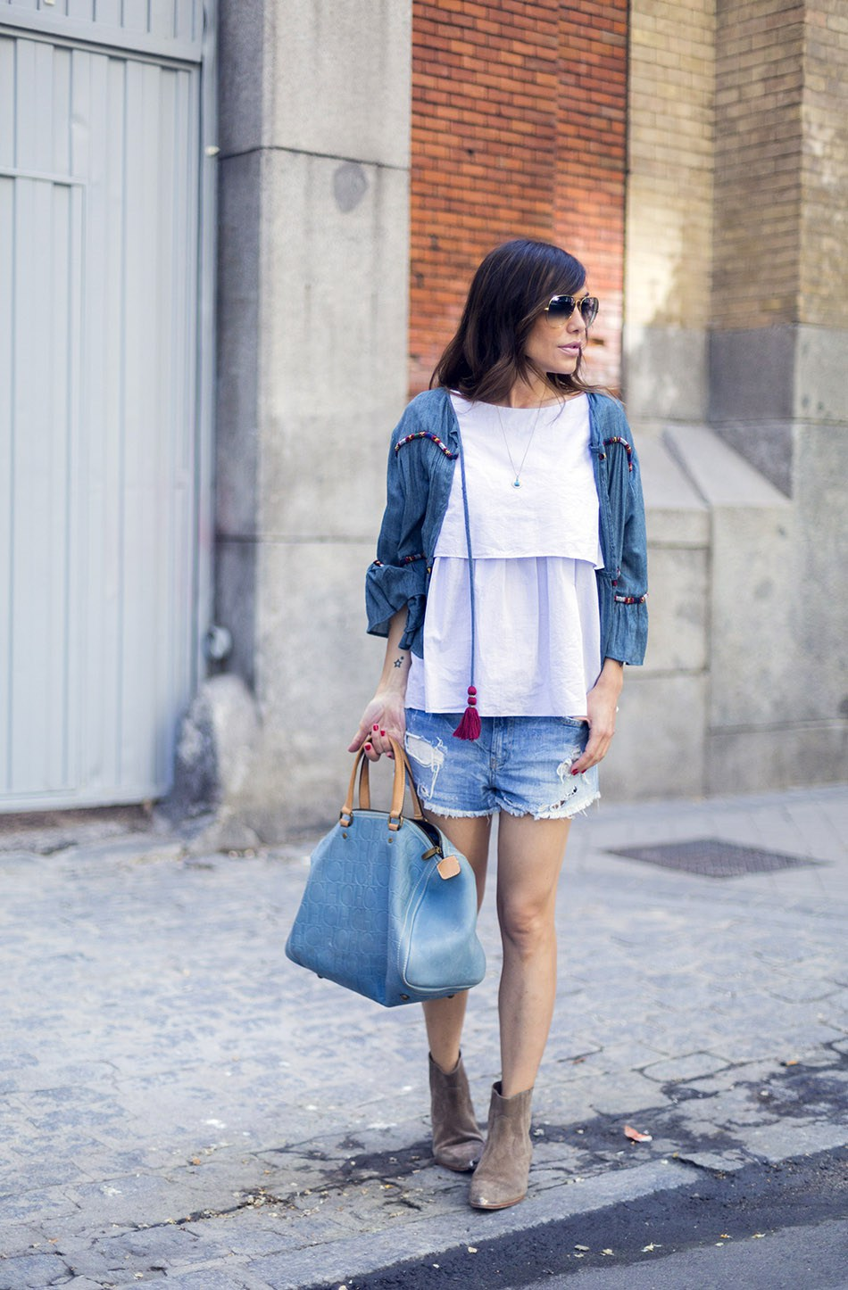 street style june 2016 outfits review bárbara crespo 01