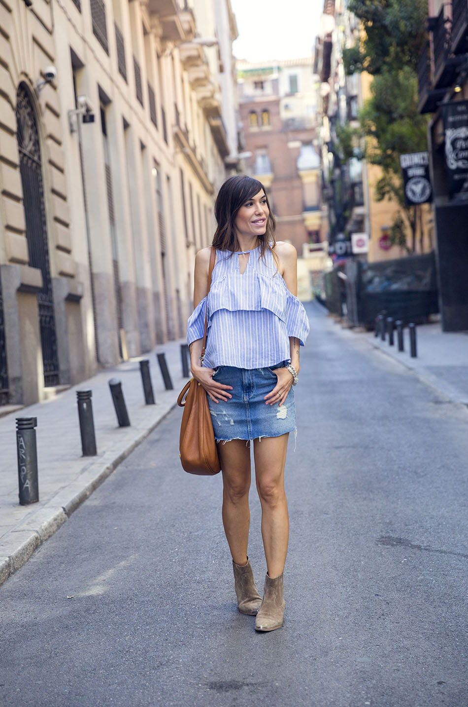 street style AUGUST 2016 outfits review bárbara crespo 05