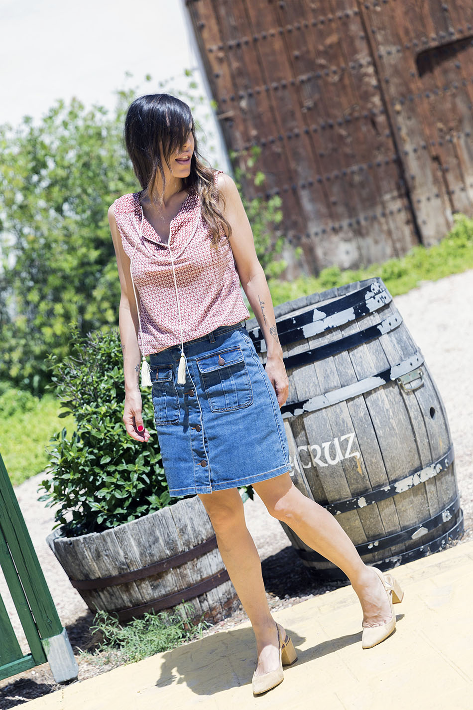 street style AUGUST 2016 outfits review bárbara crespo 06
