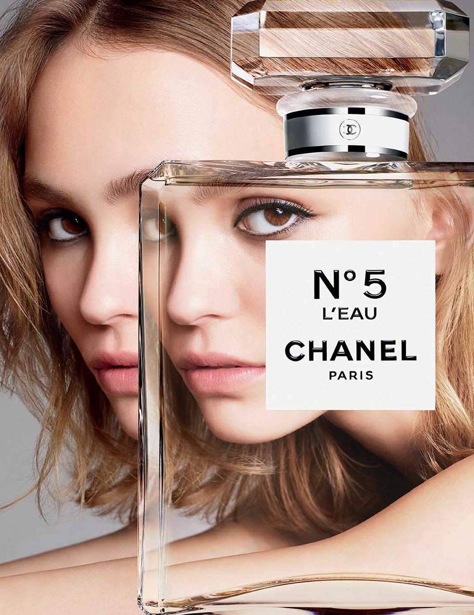 perfume l´eau charnel n5