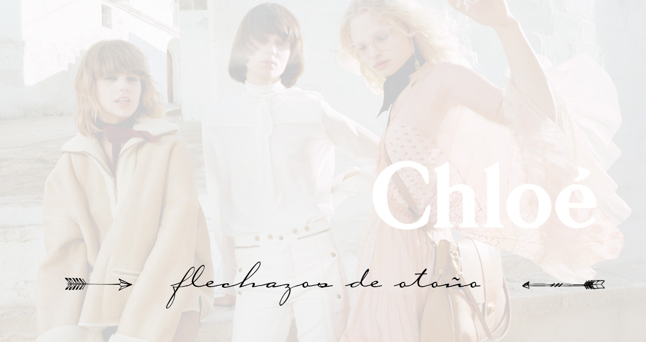 Chloé fall winter 2016/2017