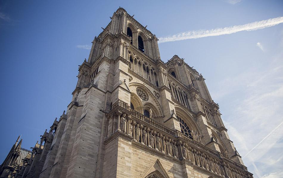 Notre Dame. París