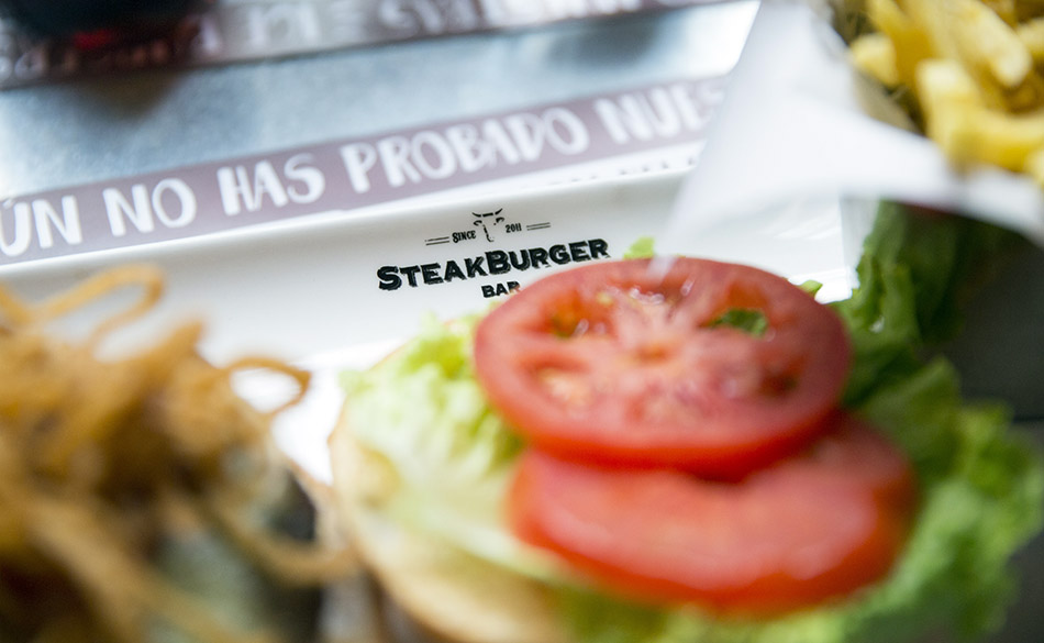 restaurante Steakburger, burger