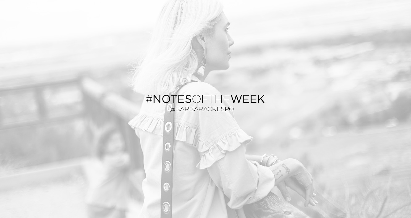 ☆ NOTES OF THE WEEK ☆ #246-17982-bcrespo