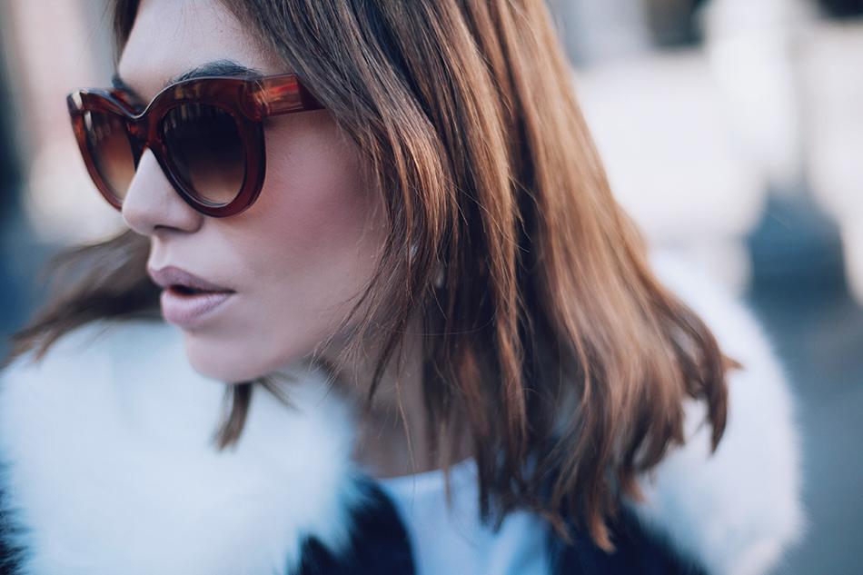 Bárbara Crespo / celine sun glasses