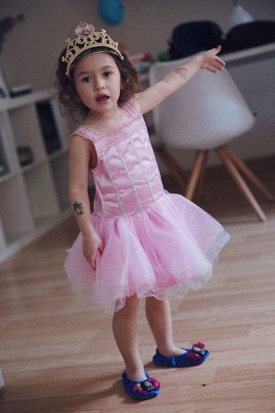 Chloé / Disfraz de bailarina