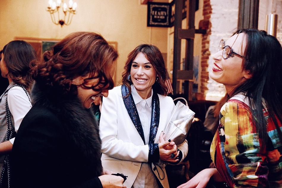 fiesta Marie Claire Viña Esmeralda / Bárbara Crespo