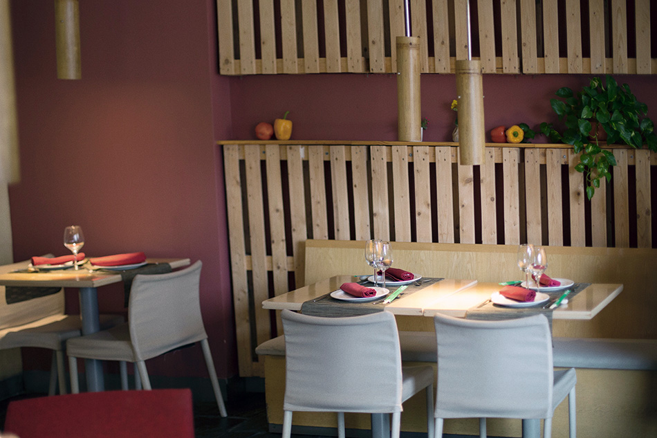 sala restaurante oceanika