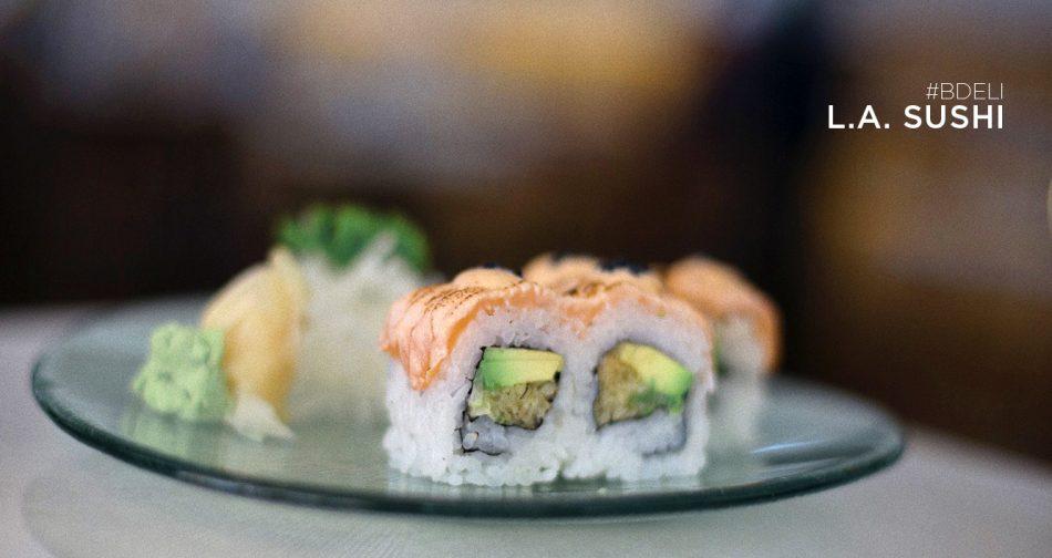 L.A. Sushi, un restaurante fusión donde los sabores de España, Japón y Latinoamérica están presentes. L.A. Sushi es California conrolls, sushi, niguiri... versionados,gyozas artesanas hechas a mano ybaos diferentes como el de carrillera pibil o de panceta ibérica.