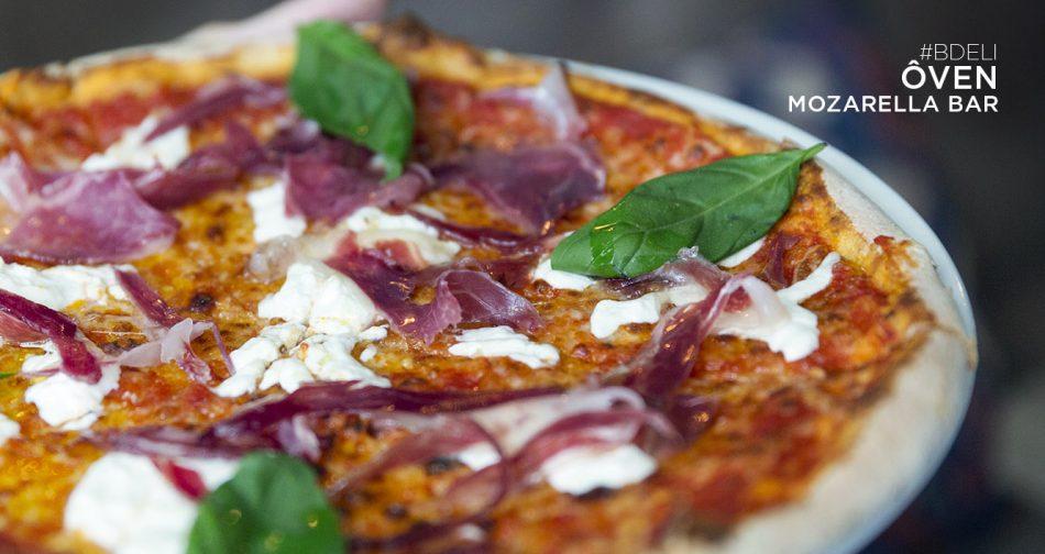 pizza. restaurante Oven